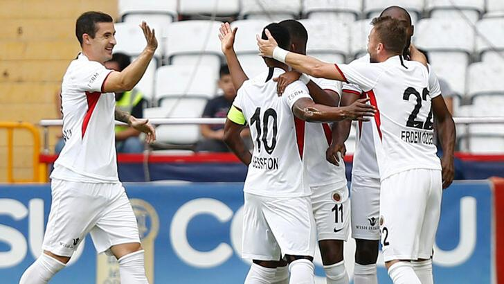 Antalyaspor-Gençlerbirliği: 0-6