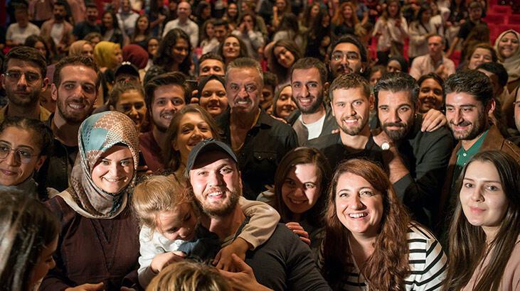 '7. Koğuştaki Mucize'yi seyirciyle birlikte izlediler