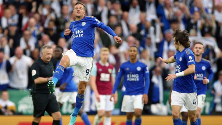 Leicester City çıkışını sürdürdü! Çağlar Söyüncü...
