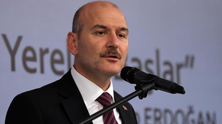 Süleyman Soylu: Türkiye'yi PKK'ya, YPG'ye alıştırma politikaları tutmamıştır