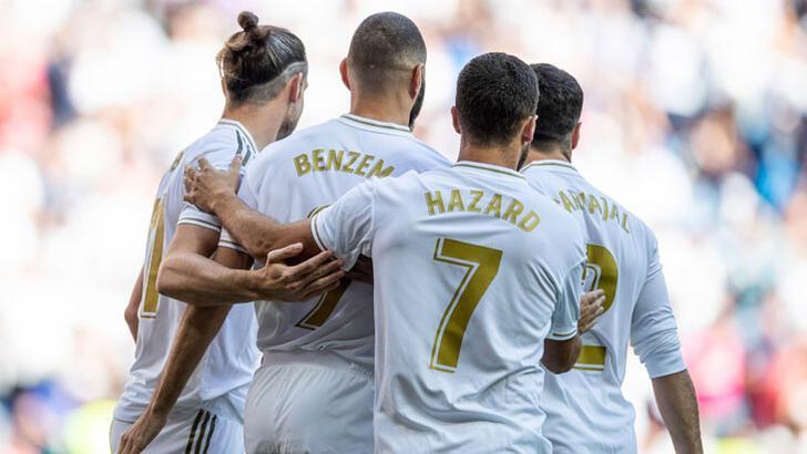 Real Madrid, liderliği Barcelona'ya bıraktı