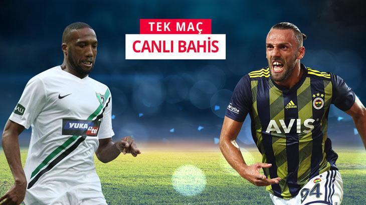 Fenerbahçe, Denizlispor deplasmanında! Hem tek maç hem canlı bahisle Misli.com'da...