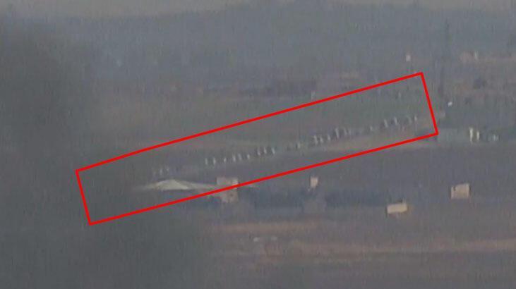 Son dakika! PKK/YPG'lilerin güvenli bölgeden çekilme anları kamerada!
