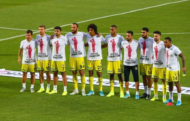 Fenerbahçe'den Mehmetçik'e özel destek