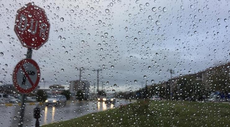 Meteoroloji'den kuvvetli yağış uyarısı! 21 Ekim Pazartesi hava durumu