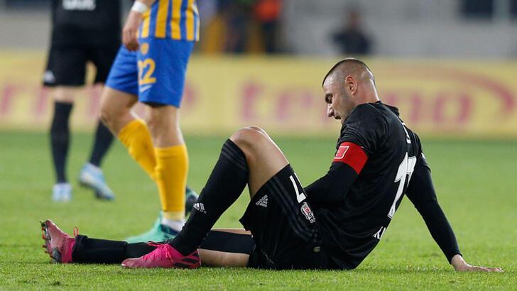 Burak Yılmaz Braga maçında yok