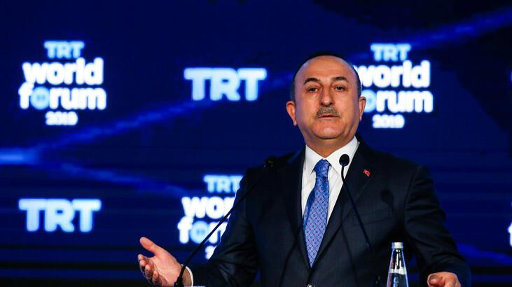 Son dakika: Çavuşoğlu canlı yayında açıkladı! Suriye'deki çatışma sadece...