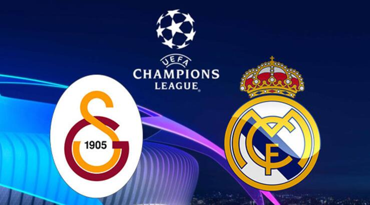 Galatasaray-Real Madrid Şampiyonlar Ligi maçı ne zaman saat kata hangi kanalda?