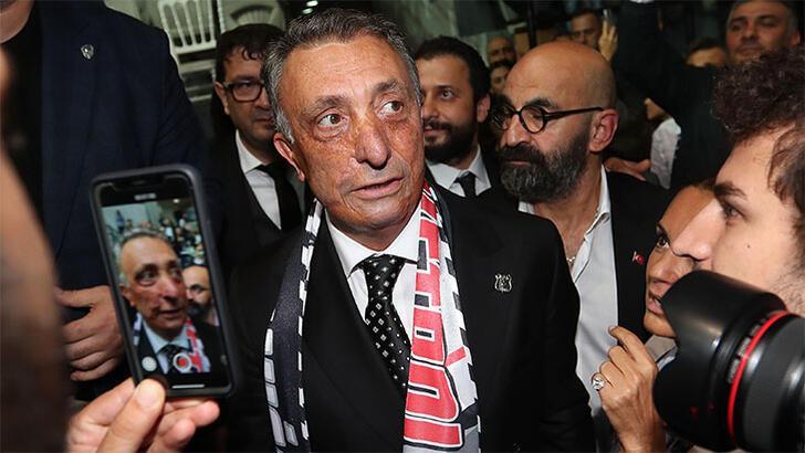 Trabzonspor'dan Ahmet Nur Çebi'ye tebrik