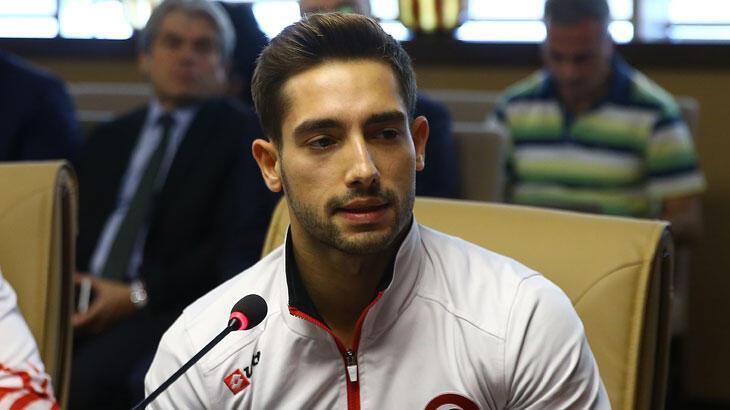 """İbrahim Çolak: """"Şimdi sırada olimpiyatlar var"""""""