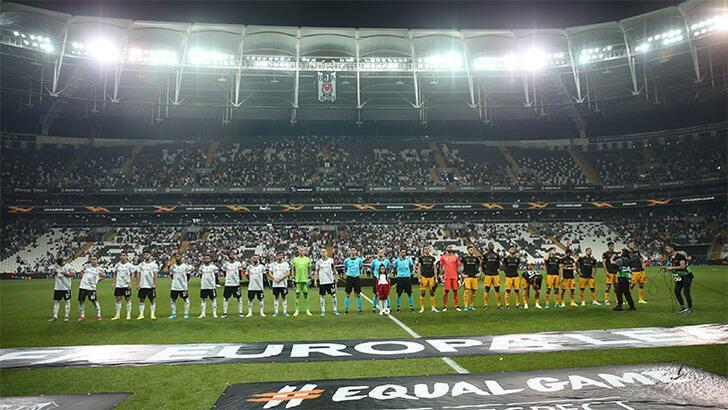 Beşiktaş-Braga maçı biletleri satışa çıktı