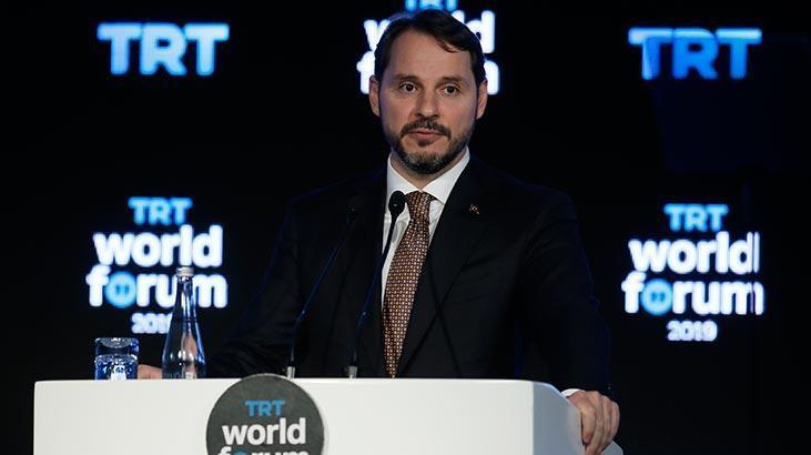 Son dakika! Bakan Albayrak: Türkiye cari fazlada rekor kırdı
