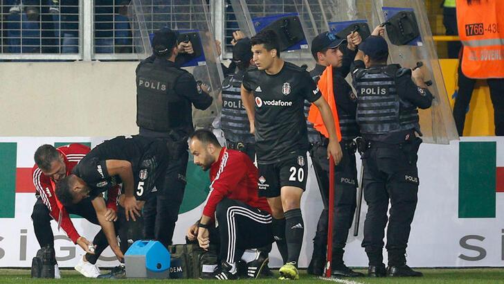 Beşiktaş'ta derbi öncesi sakatlık şoku!