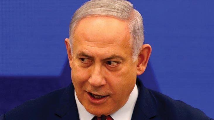 Netanyahu 'başaramadım' dedi ve görevi iade etti