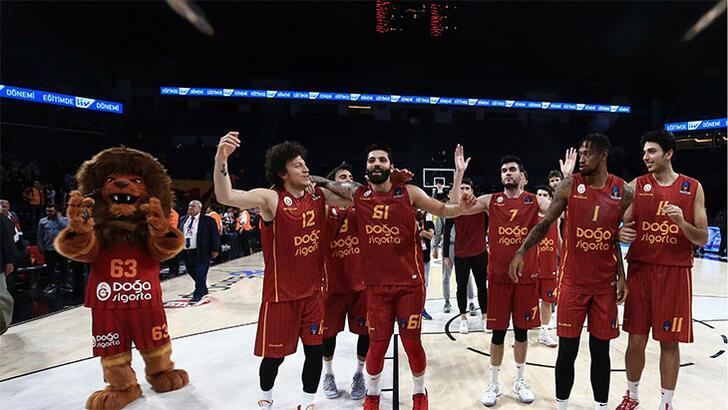 Galatasaray Doğa Sigorta'nın konuğu Buducnost VOLI