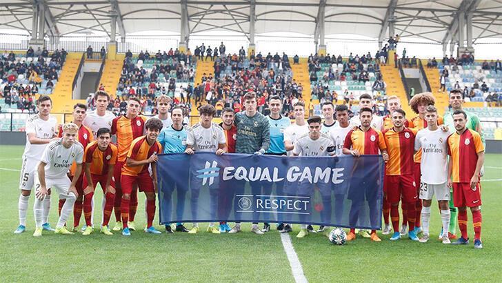 Galatasaray U19 - Real Madrid U19: 0-1