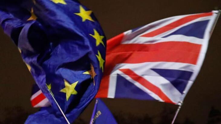 Avam Kamarası'nda Brexit anlaşmasına ilk onay