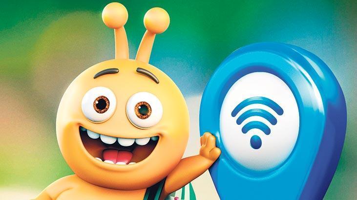 Kampüslere yüksek hızlı internet