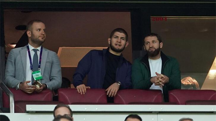 Khabib Nurmagomedov, Türk Telekom Stadyumu'nda