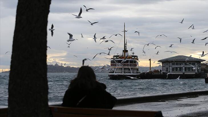 Son dakika! Meteoroloji açıkladı! Marmara'da hava...