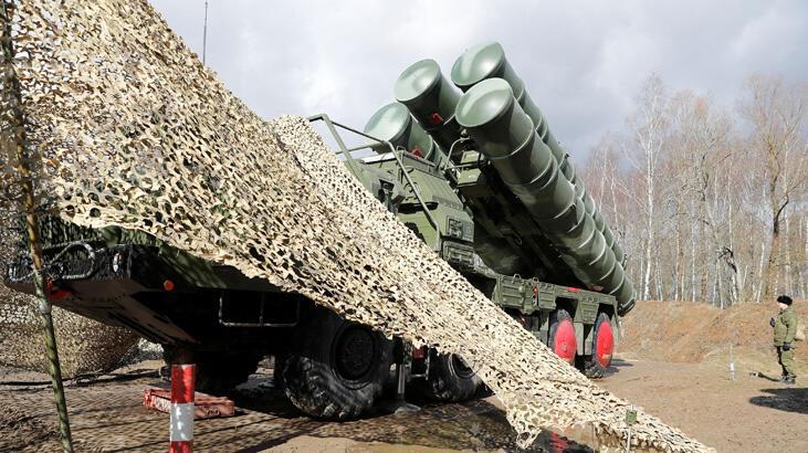Rusya: S-400'lerin tüm unsurları Türkiye'de