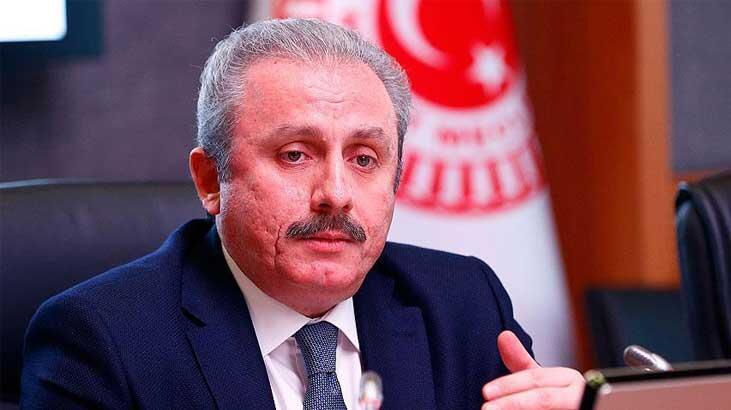 TBMM Başkanı Şentop: Türkiye'nin haklılığı tescil edilmiş oldu