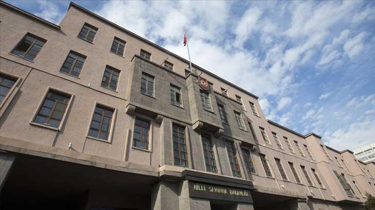 Milli Savunma Bakanlığı: Saat 22.00 sonrası terörist unsur tespiti yok