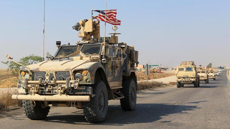 Suriye'den Irak'a geçen ABD askerleri bir ay sonra ayrılıyor