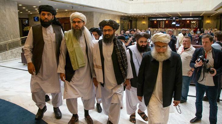 ABD, Taliban'la masaya dönmek için barış turu başlattı