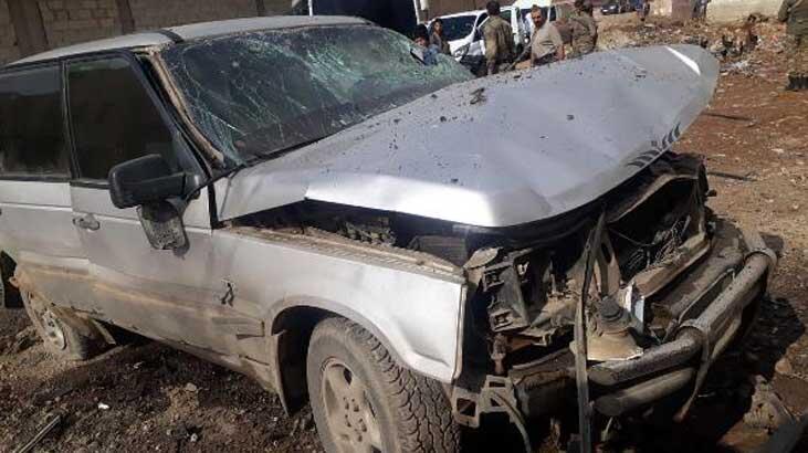 YPG'liler Azez'de SMO üssüne saldırdı
