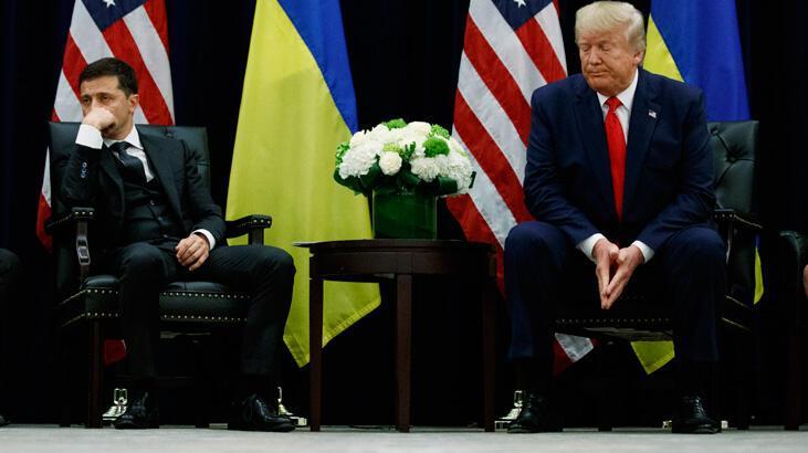 Büyükelçi: 'Trump, Biden'a soruşturma açılması için Ukrayna liderine baskı kurdu'
