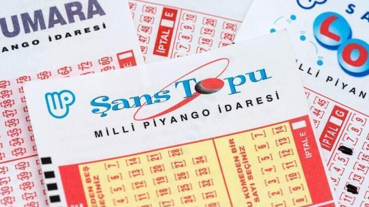 Şans Topu sonuçları belli oldu 23 Ekim (MPİ ikramiye bilet çekiliş sonuç sorgulama)