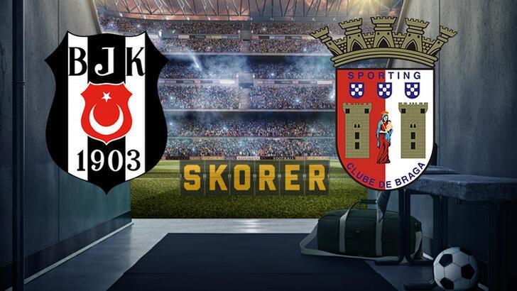 Ya tamam ya devam! Beşiktaş- Braga maçı saat kaçta hangi kanalda şifresiz mi?