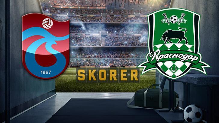 Trabzonspor Krasnodar maçı muhtemel 11'ler! Maç saat kaçta hangi kanalda?