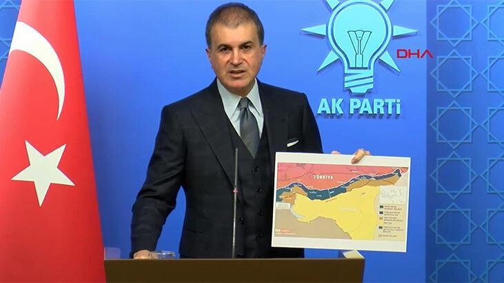 AK Parti Sözcüsü Çelik: Türkiye'nin tezleri kabul edildi