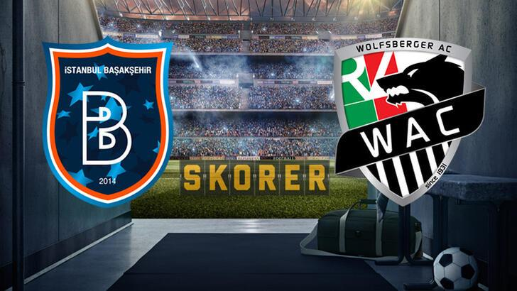 Başakşehir-Wolfsberger Avrupa Ligi J grubu maçı saat kaçta hangi kanalda?