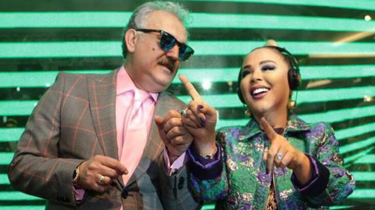 Safiye Soyman-Faik Öztürk rap söyledi