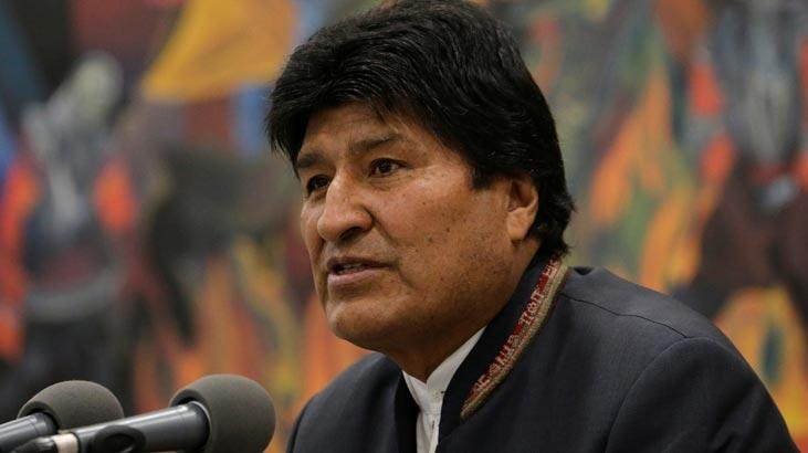 Bolivya'da Devlet Başkanı Morales seçimi kazandıklarını duyurdu