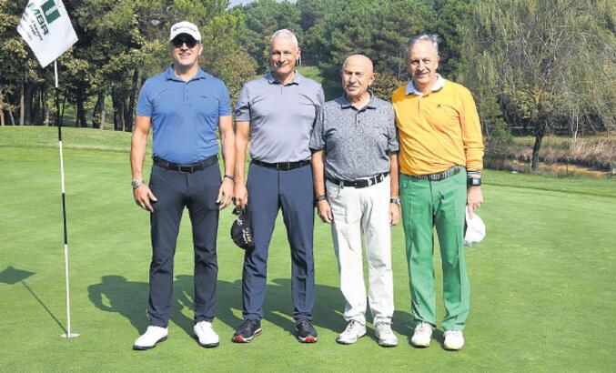 Golf dünyası Kemer'de buluşacak