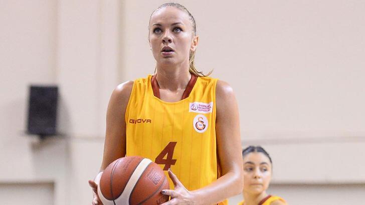 Galatasaray'da Claudia Cuic'in ön çapraz bağı koptu!