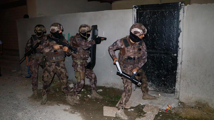 Adana'da DEAŞ'a darbe! Yakalandılar