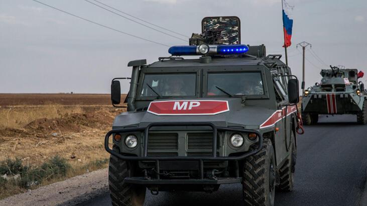 Son dakika... Rusya'dan Suriye'ye 300 askeri polis daha