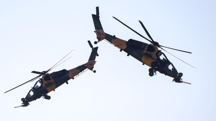 30 ATAK helikopterin satışına ABD freni! Alternatif hazır