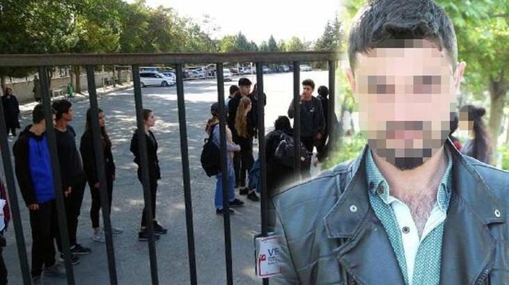 Konya'da öğrencileri taciz eden hademe gözaltına alındı!