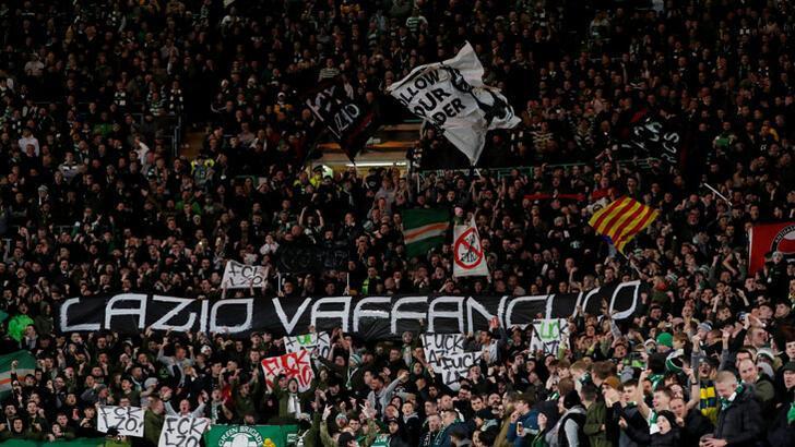 Lazio taraftarı yine ırkçılık ile gündemde!