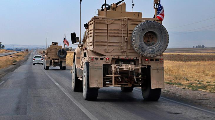 Son dakika... ABD, petrolü korumak için zırhlı araçlar gönderecek