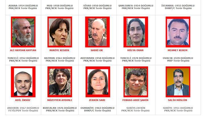 YPG'li terörist Mazlum Kobani'ye 'mavi tık' onayına tepki