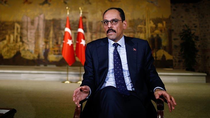 Cumhurbaşkanlığı Sözcüsü İbrahim Kalın: ABD'nin teröristleri silahlandırması trajik