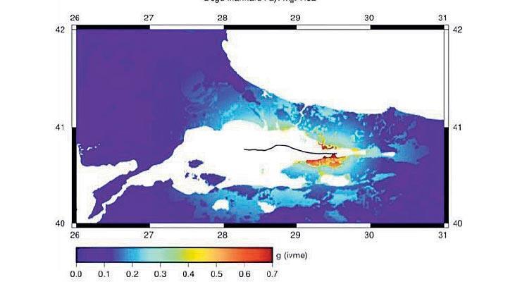 %98 Doğu Marmara  hattı kırılacak!