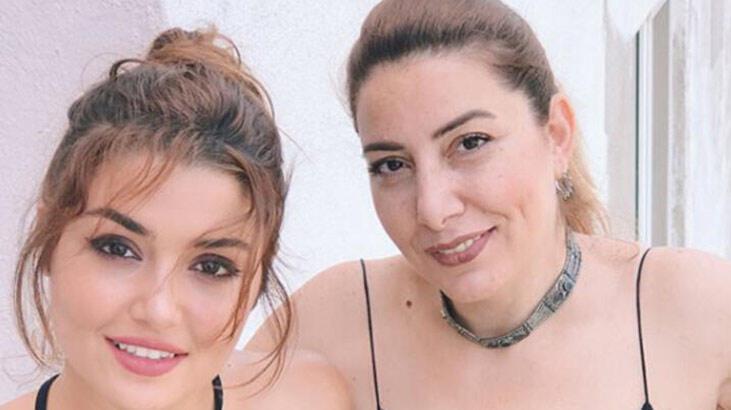 Hande Erçel'in anne özlemi: Dizine yatayım, saçımı sev